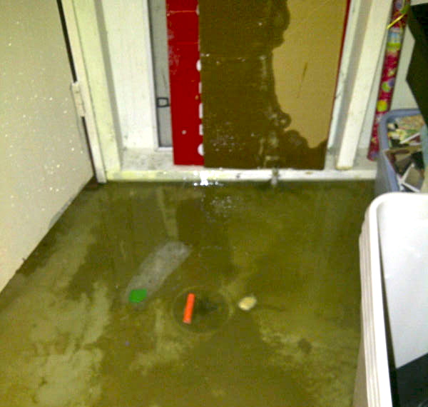 Flooded Basement In Commercial Property: Wanted: Flooding Answers - Birch Cliff News