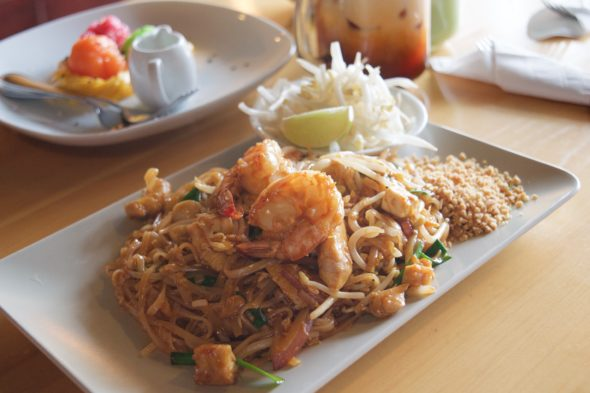 Jatujak is known all over the GTA for its delicious pad Thai.